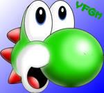 A Yoshi -face-