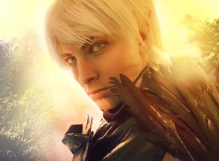 Fenris by ElegantArtist21