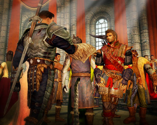 Battle of the Roses Casavir and Bishop