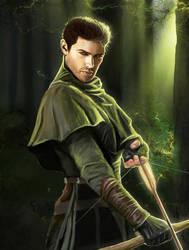 Ranger of the Woods by ElegantArtist21