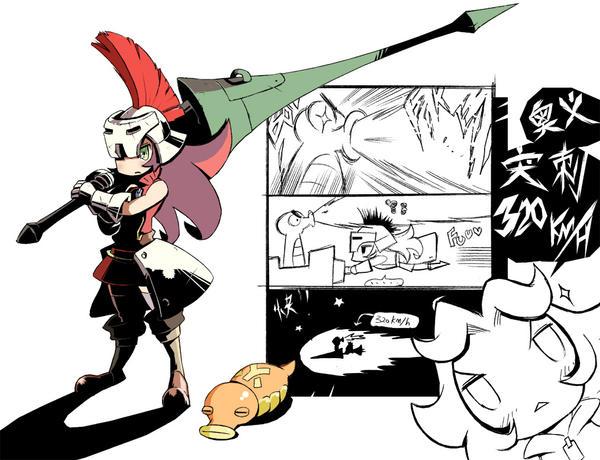 Loli Knight by Ditrauma