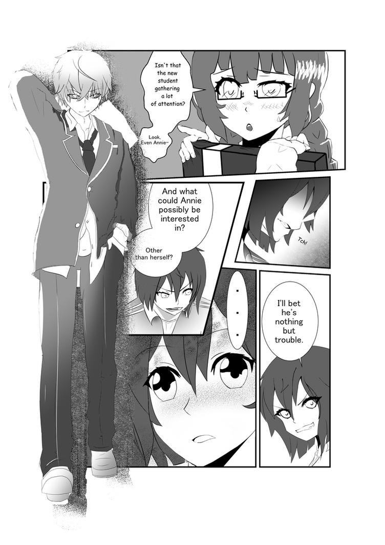 Tomboy Romance 2 (read right to left) by CoalTerrain13