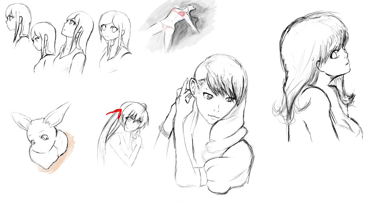 Sketches by CoalTerrain13