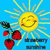 Strawberry Sunshine by Kindred-Spirit
