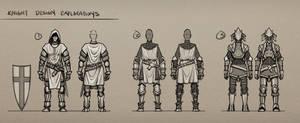 Knight Design Explorations