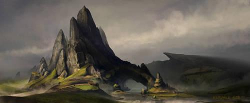 Monte Grande by SourShade