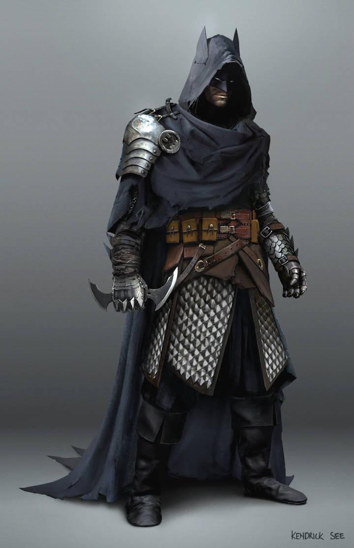 The Medieval Bat