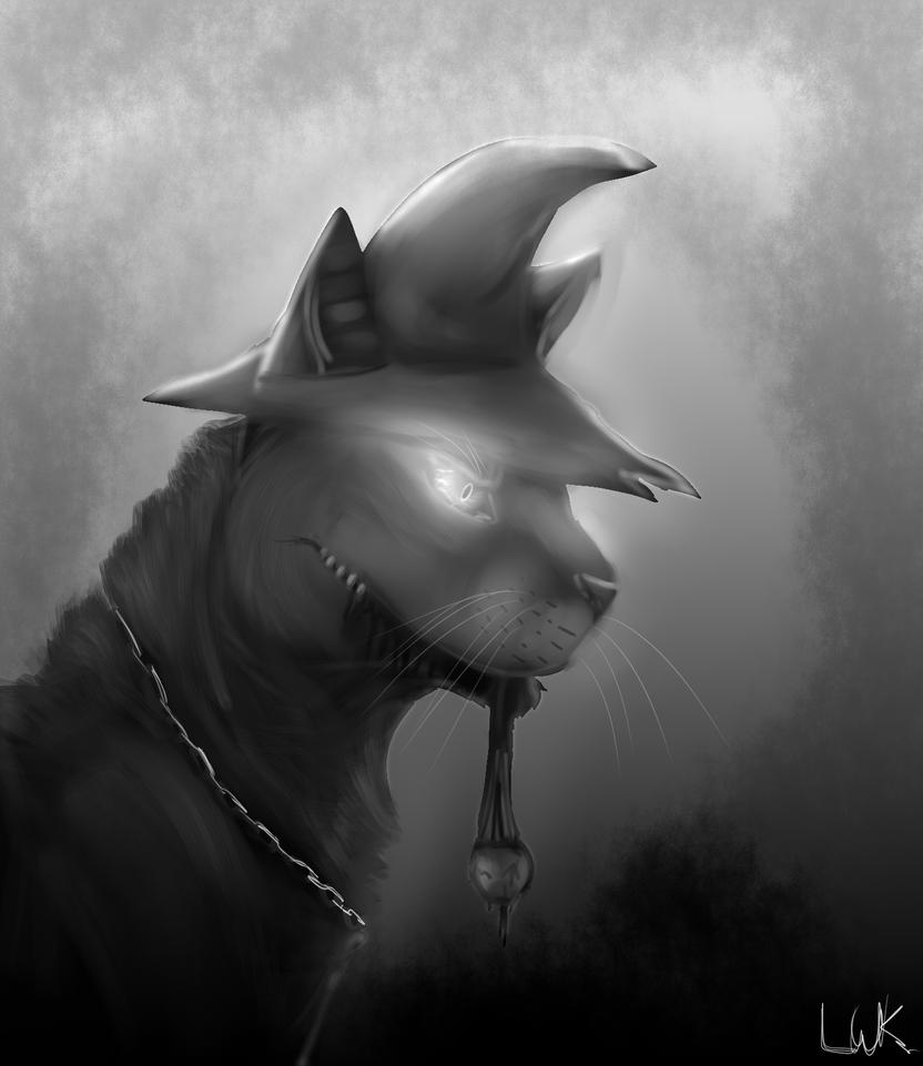 Goretober Day 1 by LonewolfKumniver