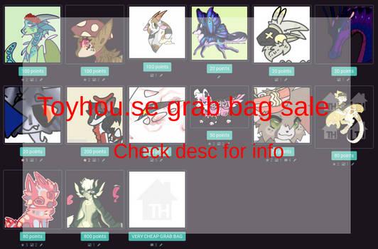 Toyhou.se Grab bag sale
