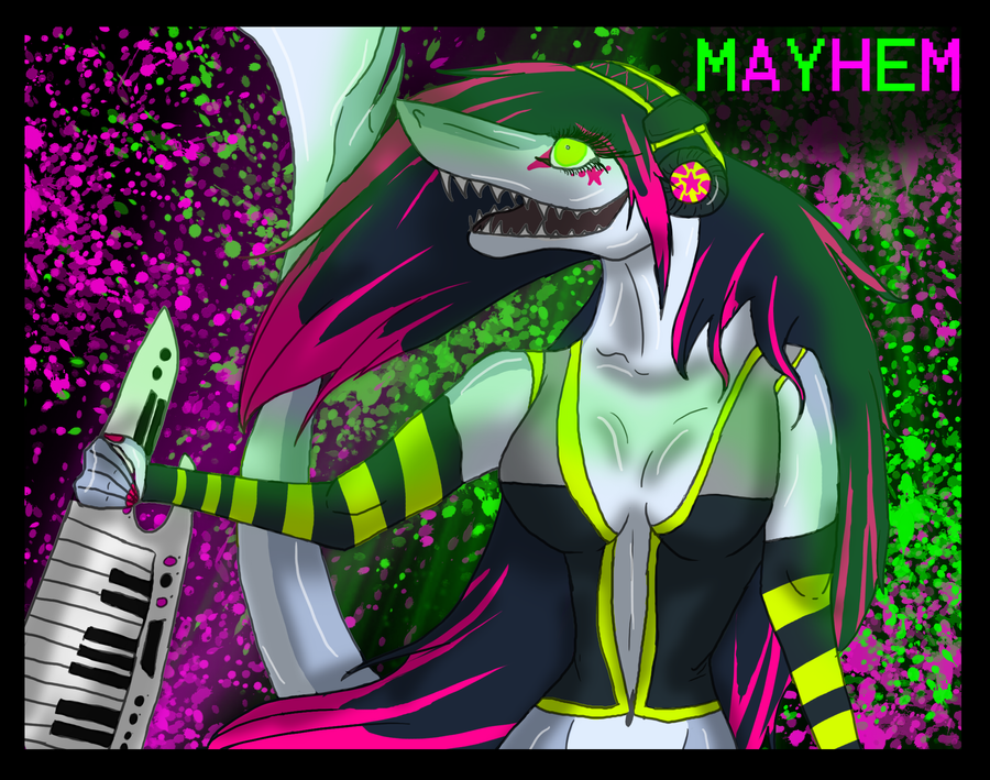 +-MAYHEM-+ by Toxic1776