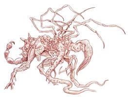 Nephilim by thomastapir