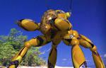 Submersible Mech by thomastapir