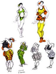 Sessy Explorer Fashions by thomastapir