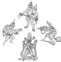 Ancient Engineers by thomastapir