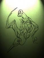 Cormorape by thomastapir