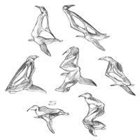 Winguins by thomastapir