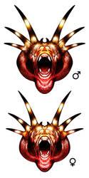 Styracorangs by thomastapir