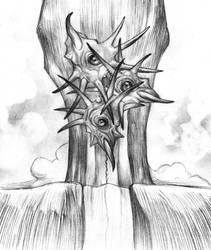 Cerberus by thomastapir