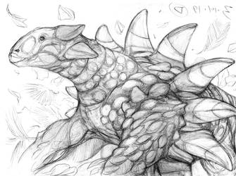 Toropelta by thomastapir