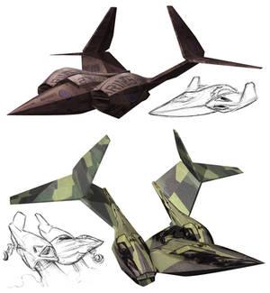 Shuttlecocks