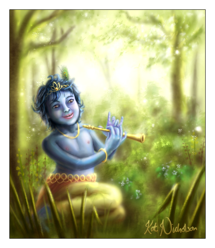 Best Latest Bhagwan Krishna Photos for free download