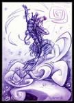 Ancient Wisdom - Sky Dancer