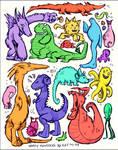 Happy Monsters