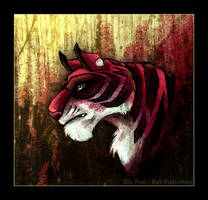Ole Red by KatCardy