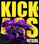 Kick-ass : Hit-girl