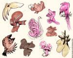 Marker Doodles