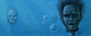 ...Drowning...