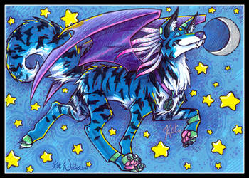 My Dreamie Wolfie by KatCardy