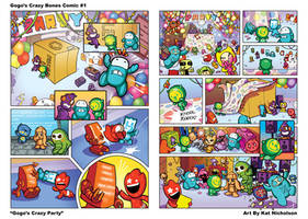 Gogo's Crazy Party by KatCardy