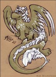 MLD - My Little Dragon by KatCardy