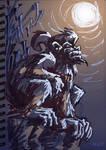 Moon Monkey
