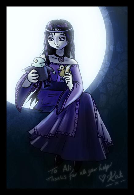 Princess Luciana by Kat-Nicholson