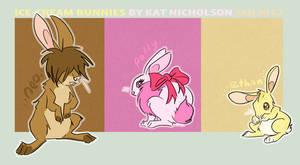 Ice-cream Bunnies