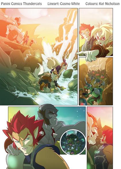 ThunderCats 1 page 1 cols by Kat-Nicholson