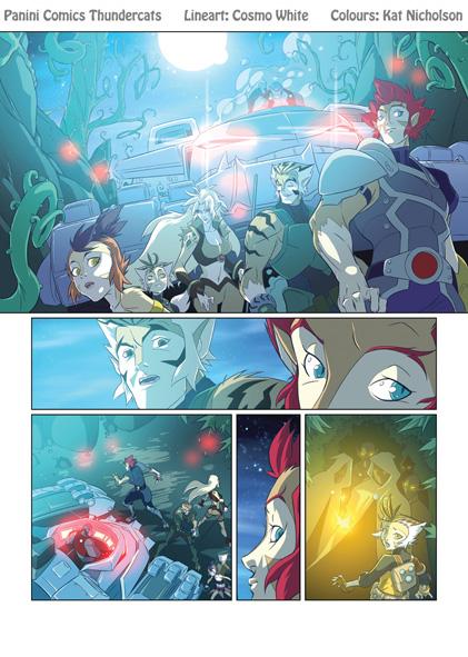 ThunderCats 1 page 2 cols by Kat-Nicholson