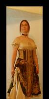 preview: Steam Punk Dress...