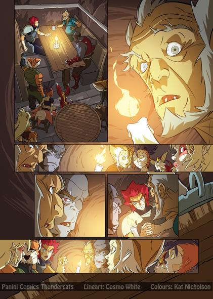 Thundercats 6 Page 6 COLS by Kat-Nicholson