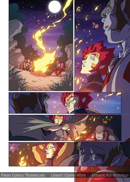 ThunderCats 6 Page 7 COLS by Kat-Nicholson