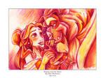 Beauty and the Beast by KatCardy