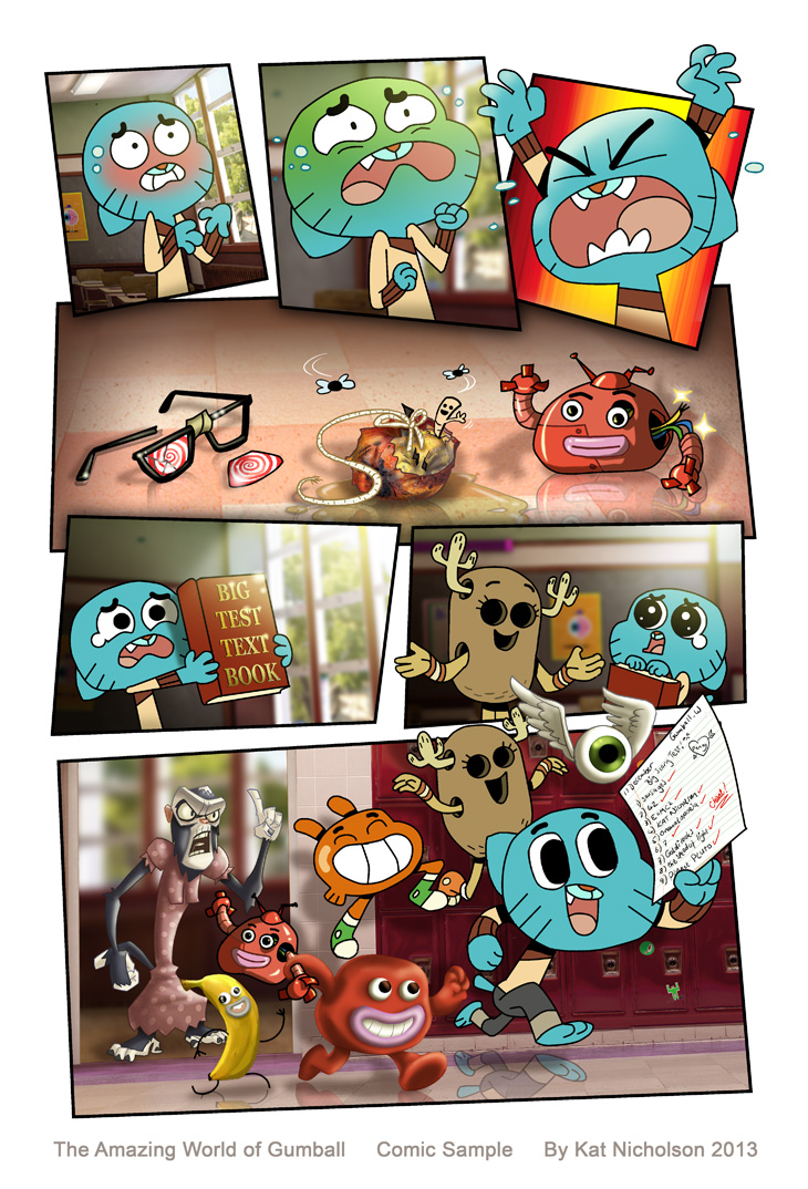 book of the dead gumball