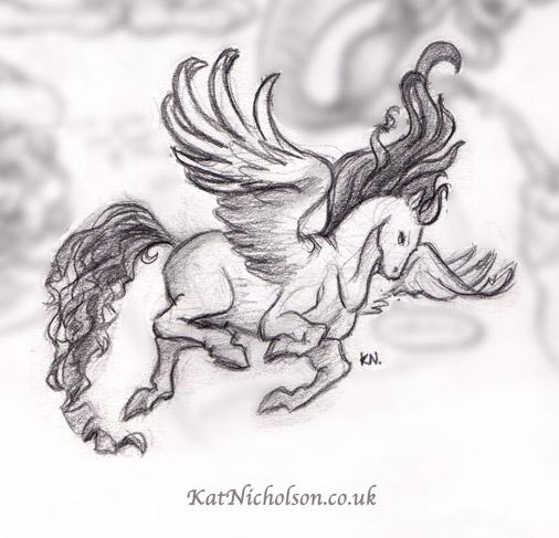 Pegasus by Kat-Nicholson
