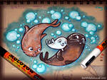 Song of the Sea by KatCardy