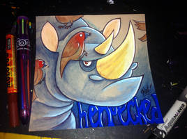Henpecked by KatCardy