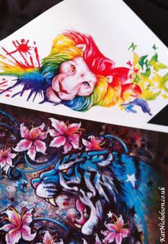 Prints ^_^