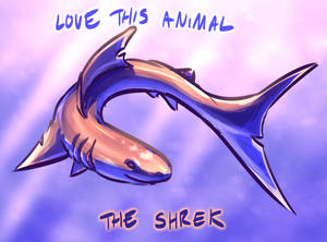 Love This Animal: The Shrek (plus tutorial!)