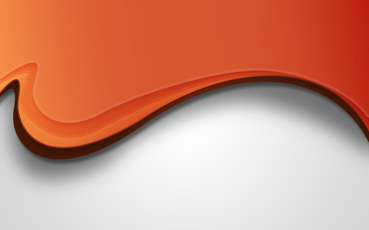 Orange And White Wallpaper Cool Hd Wallpapers